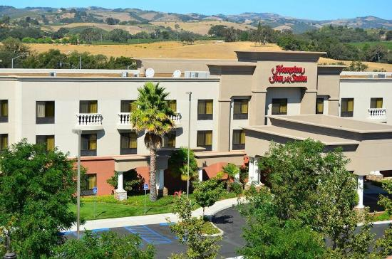 Hampton Inn & Suites - Paso Robles : Exterior