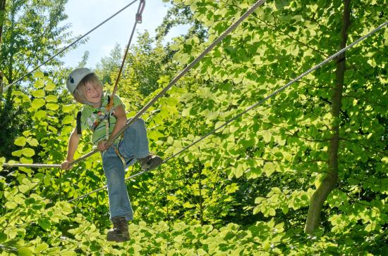 ROPETECH Ropes Course
