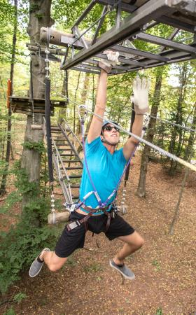 Rope Course Adventure ROPETECH
