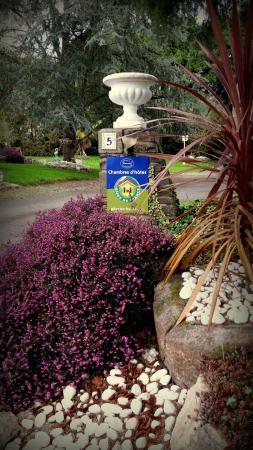 Les Prés Fleuris de Coat Argae : Entrée Droite