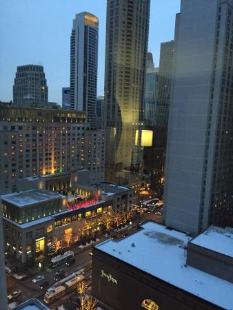 View from the room picture of hampton inn chicago for All hotels downtown chicago