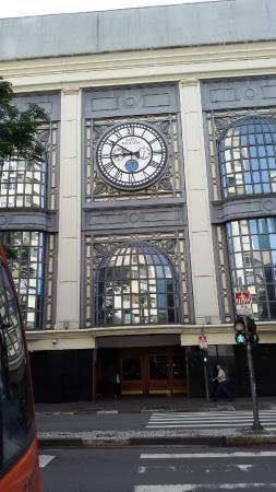 Shopping Patio Paulista: Entrada De Shopping Pátio Paulista
