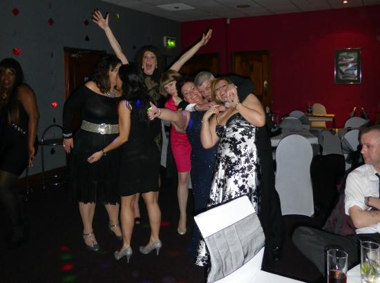 Bolton, UK: Fun times in our Event Room, looking for somewhere for your Party then give us a call.