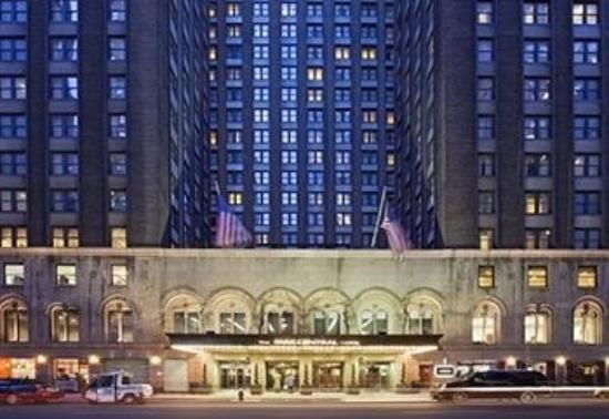 Home alone picture of park central hotel new york new for Hotels near central park new york