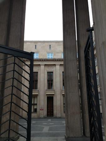Main entrance - Picture of Gestapo Headquarters Museum ...