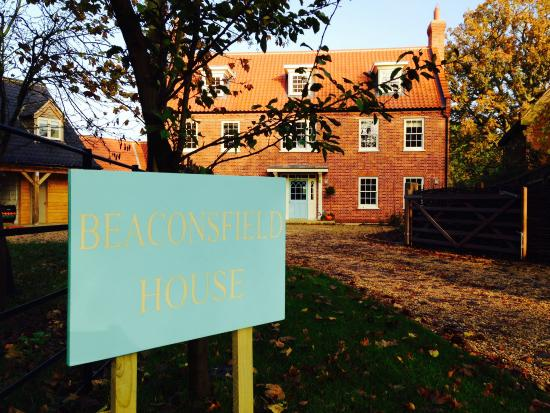 Beaconsfield House B&B