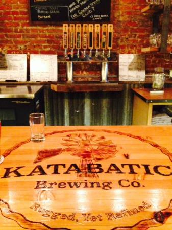 Katabatic Brewing Co