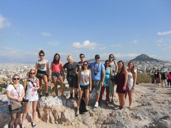 Free Tour Athens