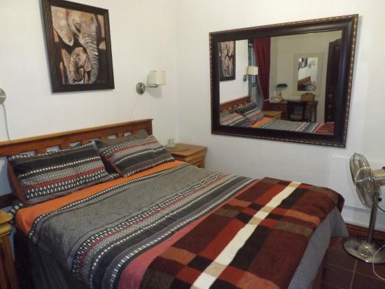 Magnolia Place: chambre