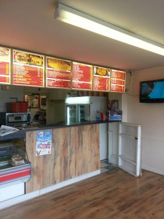 Capital Pizza Kebab House