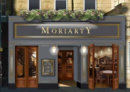 ‪Moriarty's Bar‬