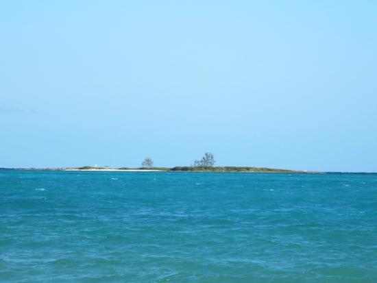 Barbary Beach : peterson cay