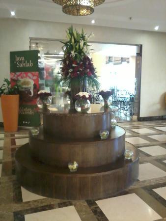 Doha Downtown Hotel Apartments : lobby