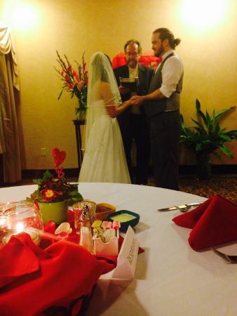 La Quinta Inn & Suites Schertz: Great Wedding Venue