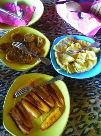 Villawellness St. Lucia: Breakfast