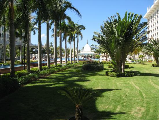 Hotel Riu Palace Aruba: grounds
