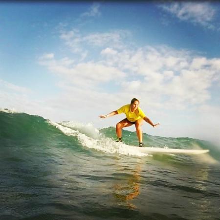 Escuela del Mar Surf School: Tercer Clase en Escuela de Mar