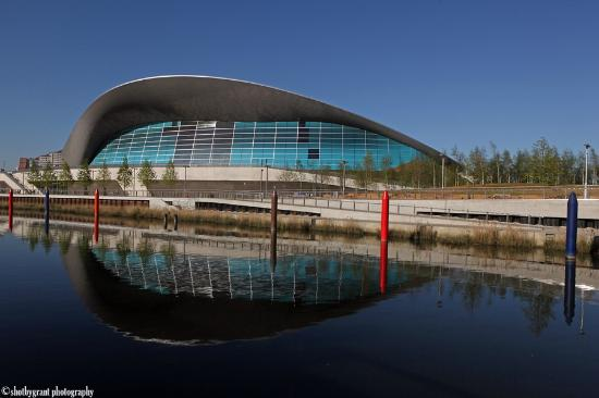 The Waterglades Natural Wetlands Area Picture Of Queen Elizabeth Olympic Park London