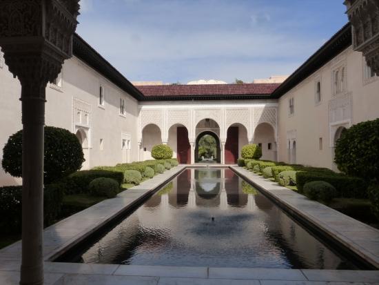 Ksar Char-Bagh: le patio