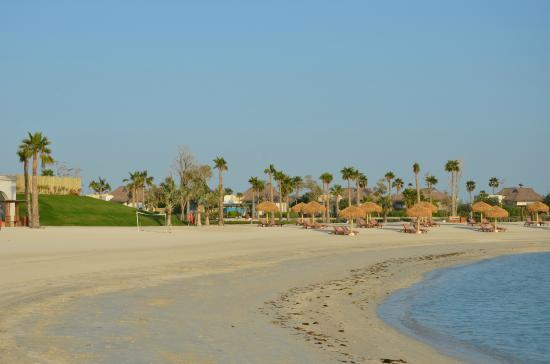 Beach Picture Of Banana Island Resort Doha By Anantara Doha