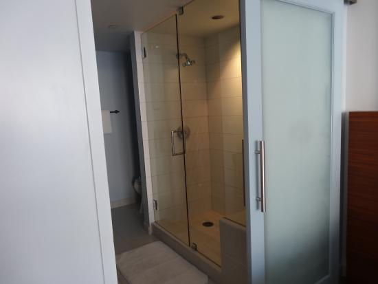 Barn Door To Bathroom Picture Of Tower23 Hotel San Diego
