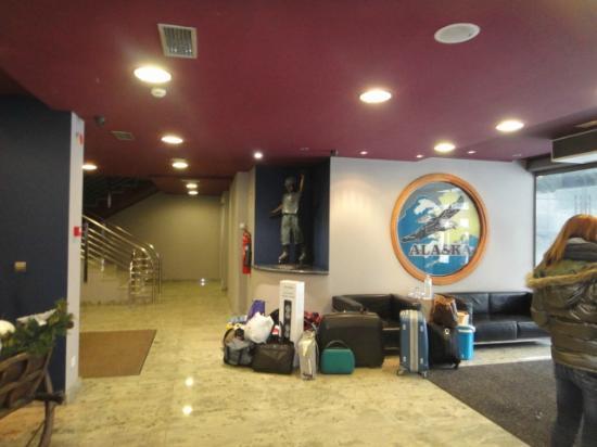 Residence Pas de la Casa Alaska : hall