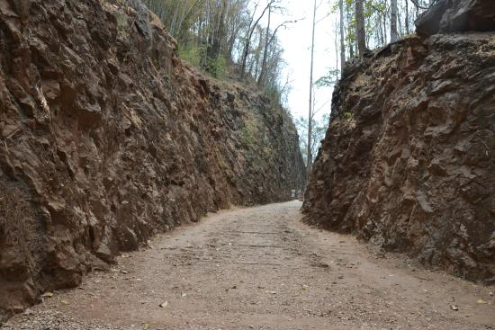 The Mission of the Museum. - Picture of Hellfire Pass ...