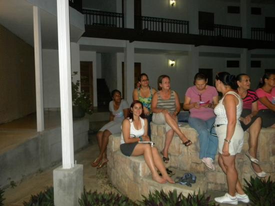Hotel Mozonte: descansando en el Hotel