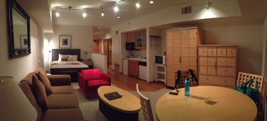 Squaw Valley Lodge: Deluxe Studio Condominium 2/28/15