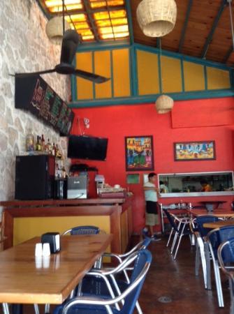 Paprika Mexican & Caribbean Cuisine: paprika