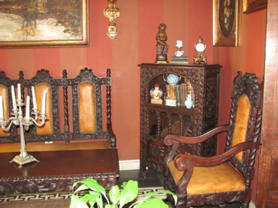 Casa Pedro Loza: An example of outstanding antiques