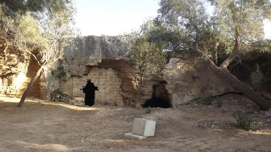 St. Solomon's Catacombs : Very strong, sacral place