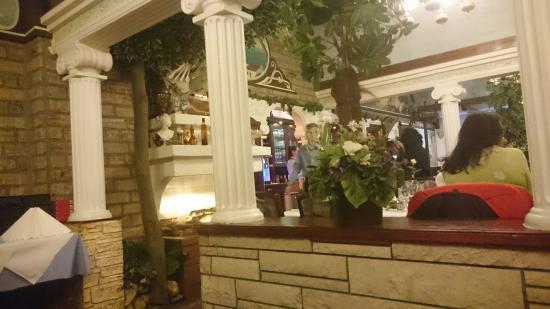 Artemis Speise: Restaurante muito agradável