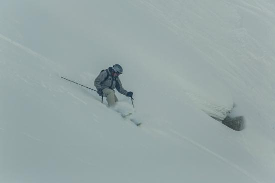 Chatter Creek: Day 1. Photo taken by Hamish Birt