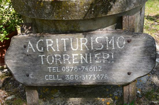 Agriturismo Torrenieri: torrenieri