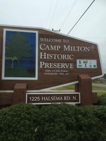 Camp Milton