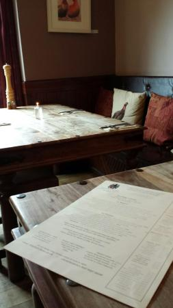 The Staff of Life: Lovely cosy pub