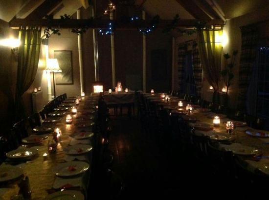 The Masons Arms: Our Wedding Reception