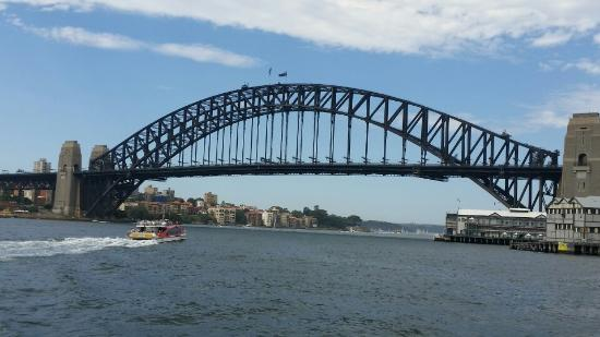 Magistic Cruises: Sydney Harbour at its best..