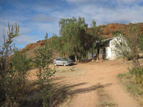 Red Stone Hills: Aloe Gardens Cottage