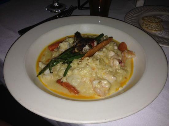 Louisiana Purchase : Seafood Risotto