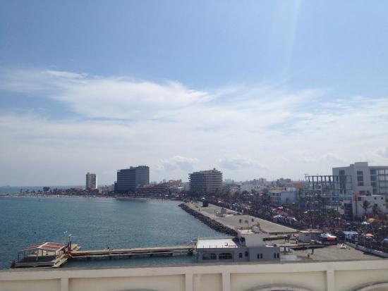 Mar Y Tierra: vista