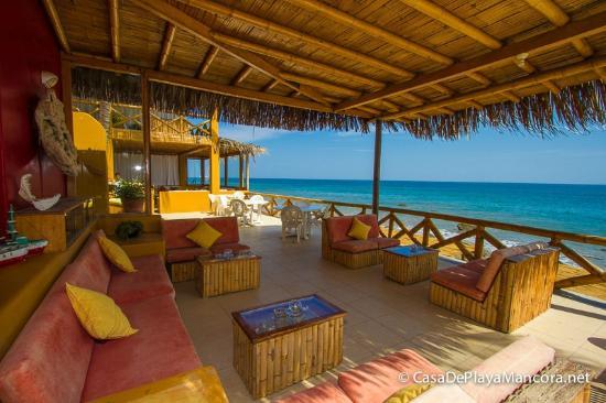 terrazas frente al mar picture of hotel casa de playa