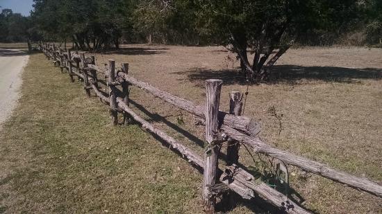 The Homestead on FoxRidge: Fence