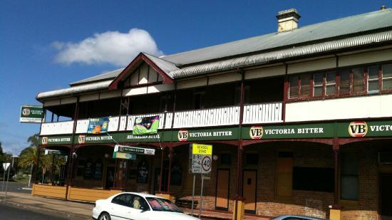 Australian Hotel Restaurant