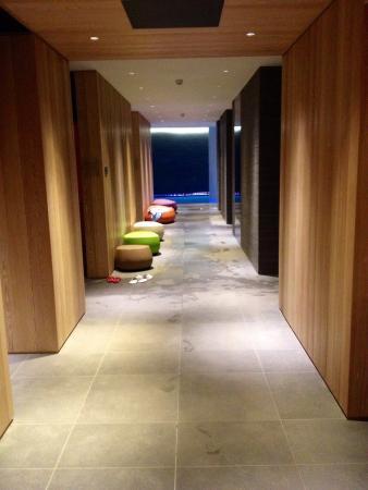 Lajadira Hotel: Spa ingresso
