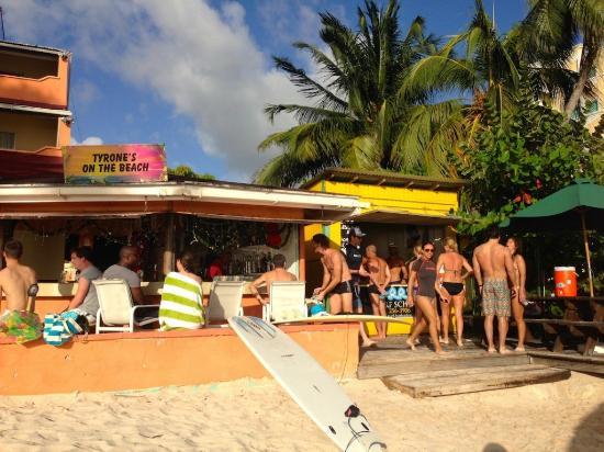 Barry S Surf Barbados School On Dover Beach