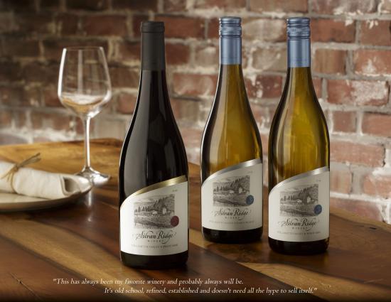Silvan Ridge Winery : Our Wines