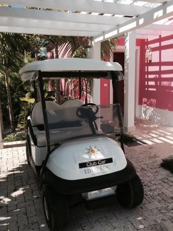 Eden Roc at Cap Cana : Personal ride