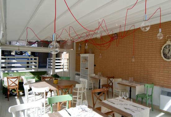 la veranda - Foto di BARRA - Pescheria con Cucina, Monterotondo ...